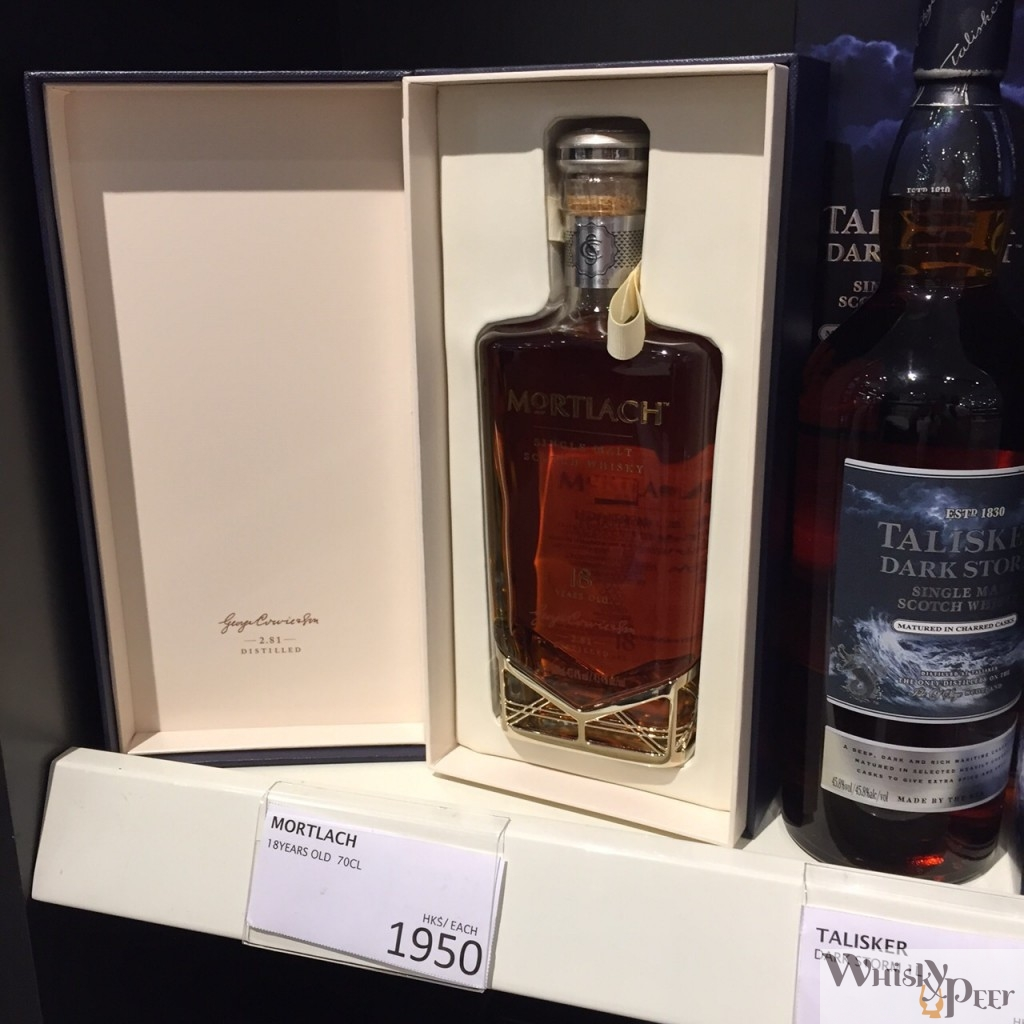 Mortlach 18 Year Old