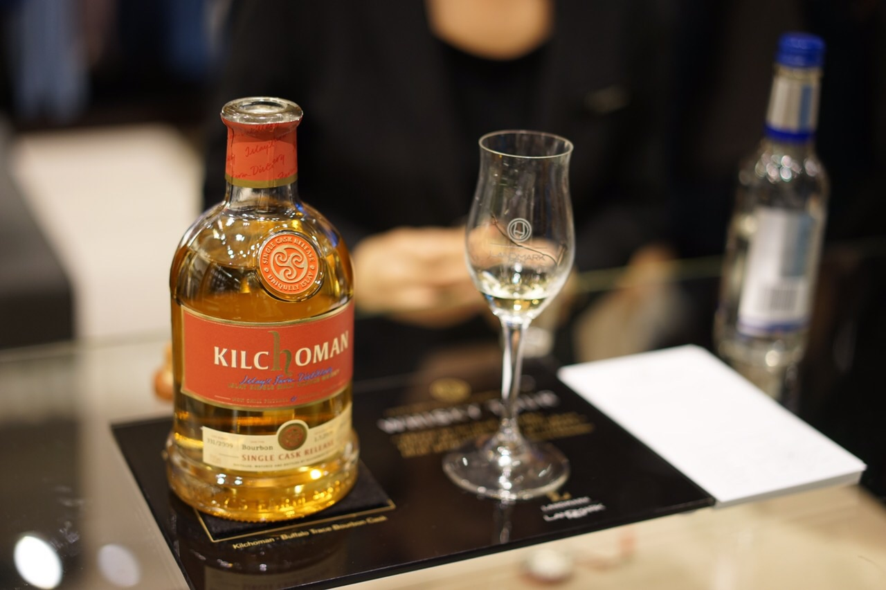 Landmark Men Whisky Tour 2015_kilchoman