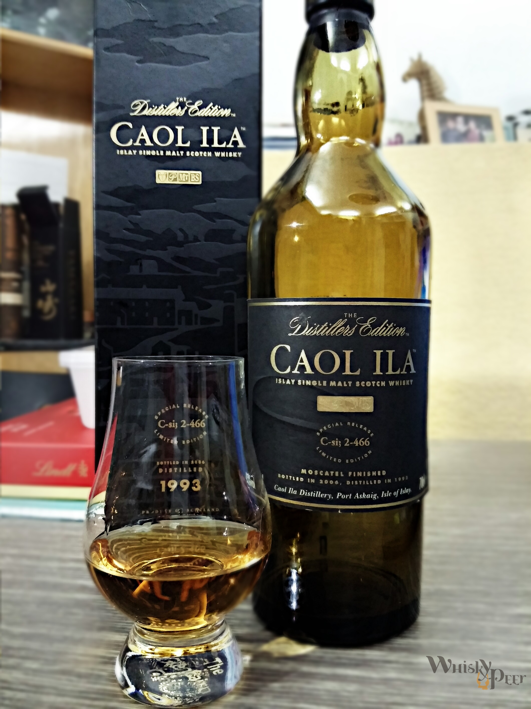 Caol ila 1993 Distillery Edition