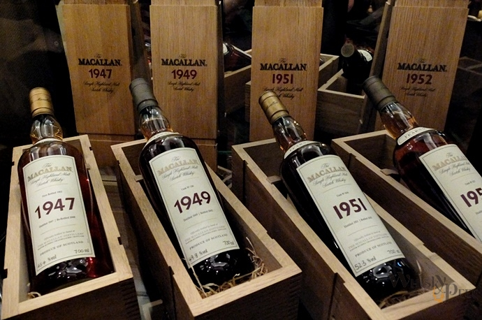 The Macallan Old & Rare Series