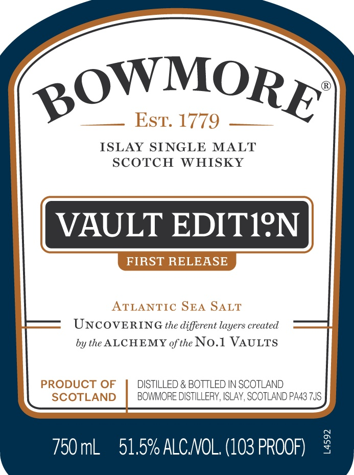 Bowmore Vault Edition_1