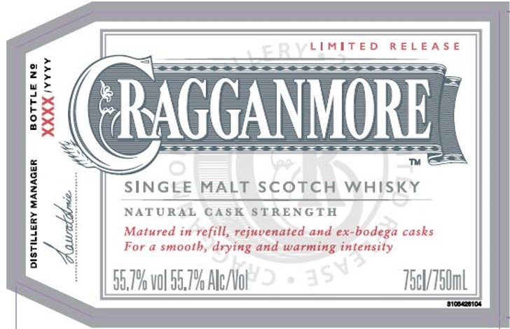 Cragganmore_Limited Release
